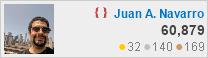 profile for Juan A. Navarro at TeX - LaTeX